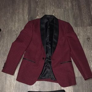 Teen boy suite for prom good quality